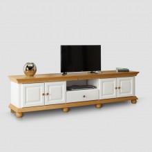 Comoda TV Bucovina, lemn masiv