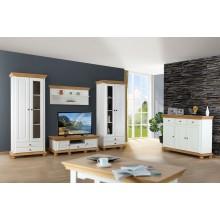Set mobila living Romantica 3, lemn masiv,  clasic
