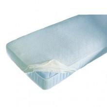 Protectie saltea impermeabila si respirabila - 80 cm x 200 cm