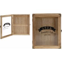Cutie lemn suport chei