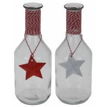 Vaza sticla STAR