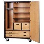 Cutiile si dulapurile executate din diverse materiale, plastic, metal