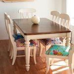 Masa din bucatarie este cea mai folosita masa din casa