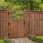 Gardul din lemn, solutie pentru o casa rustica, clasica sau moderna